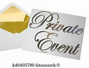 Private Event - Fellowship Hall