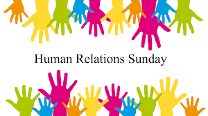 Human Relations Day Offering