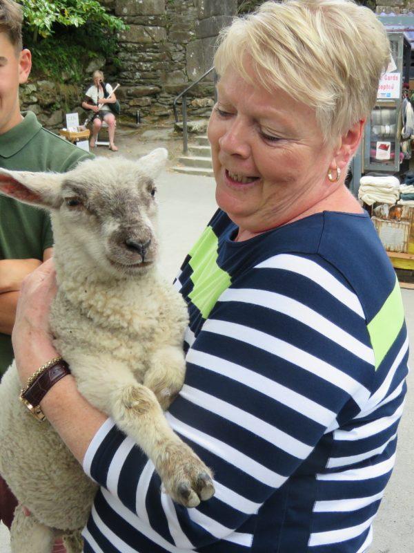 2018 07 09 095 Glendalough, County Wicklow, Ireland - Patricia Shreve Age 64